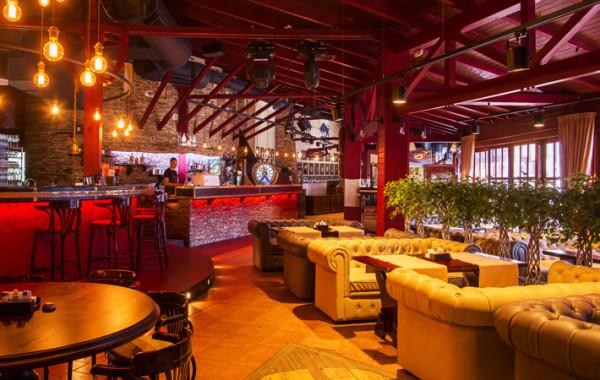 Ресторан в Bartolomeo Best River Resort