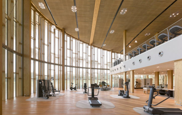 fitness club Natural beauty