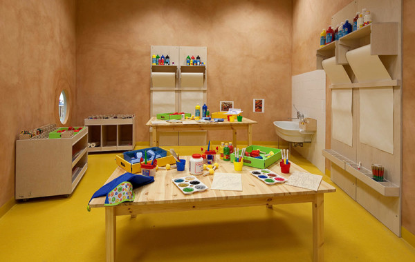 Детская творческая мастерская, Харьков